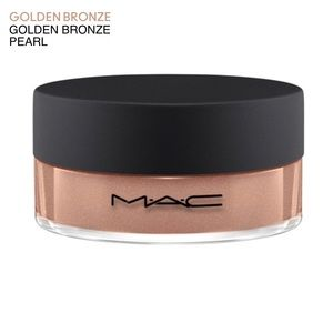 Mac Iridescent Powder/Loose in Golden Bronze